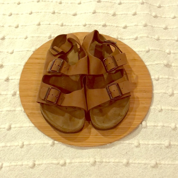 477f43c0acaa Birkenstock Shoes - BIRKENSTOCK Milano oiled leather